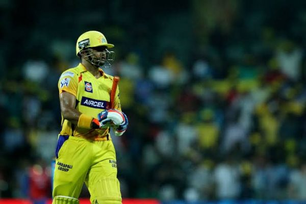 Report- Suresh Raina Withdrew From The IPL Due To Covid-19 Fear