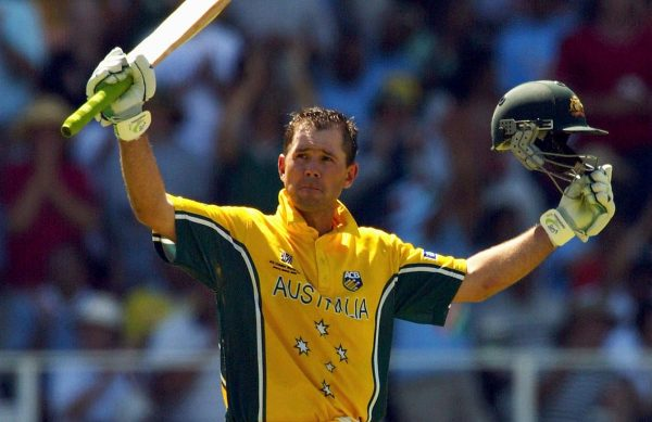 Ricky Ponting - Best XI Of ODI World Cup 2003