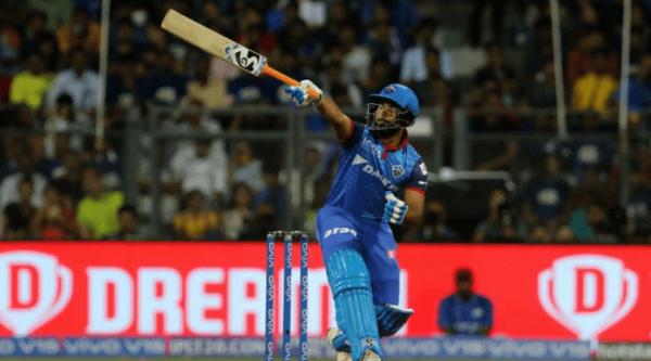 Rishabh Pant - Hit Maximum Sixes in IPL 2020