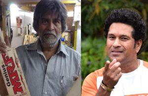 Sachin Tendulkar Comes To Aid Of Ailing Ashraf Chaudhary Who Once Fixed His Bats