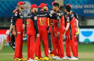Chris Morris to be ruled out from RCB vs KXIP Match