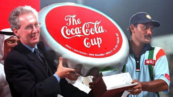Coca Cola Cup 1997-98