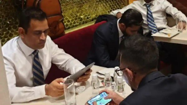 Indian cricketers affect PUBG ban - MS Dhoni