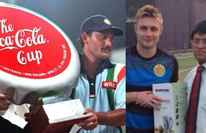 Most Weird Awards Given To Cricketers Across The World
