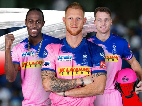 Rajasthan Royals - Who Majorly Depend On Overseas Players