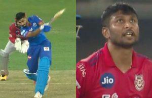 Shreyas Iyer's 99m Six vs KXIP in IPL 2020
