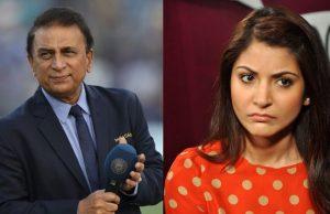 Sunil Gavaskar Clarifies His Comment On Anushka Sharma
