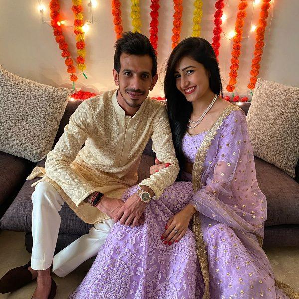 Yuzvendra Chahal and Dhanashree Verma story