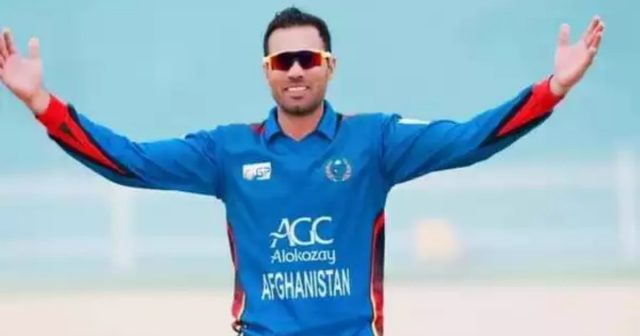 Afghan cricketer Najeebullah in ICU after road accident