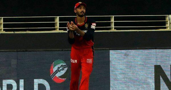 Devdutt Padikkal Awesome Catch in IPL 2020