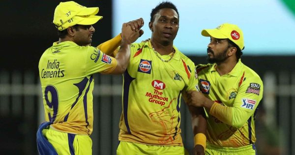 Injury scare of Chennai Super Kings after DC's match