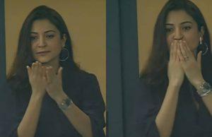Virat Kohli gets standing ovation from Anushka Sharma