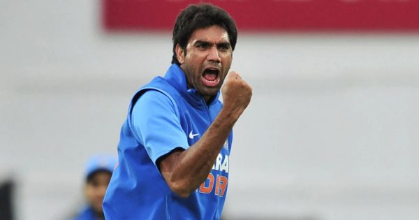 Former India Pacer Munaf Patel Joins Kandy Tuskers In LPL