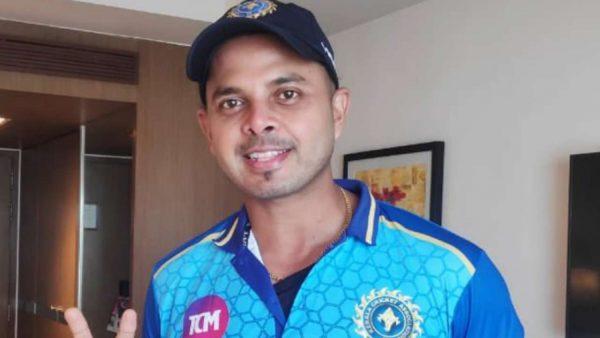 S Sreesanth Bowls Leg-Spin Against Andhra