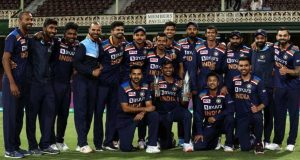 Natarajan back in the Indian squad after passing fitness test