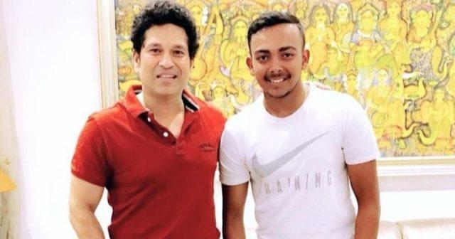 Prithvi Shaw Reveals Conversation With Sachin Tendulkar After Australia Tour