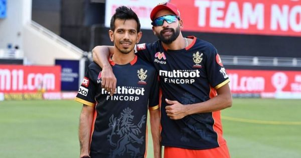 Mohammed Siraj and Yuzvendra Chahal Dropping Catch
