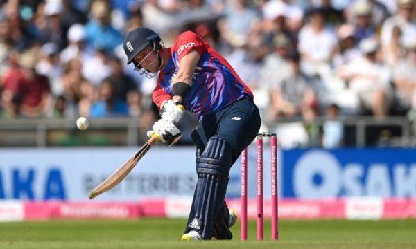 Liam Livingstone smashes 122 meter long six against Pakistan