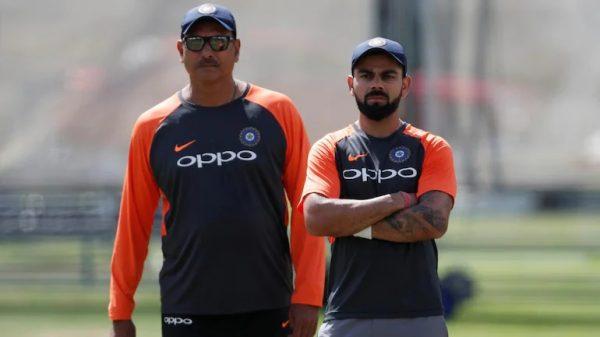 BCCI lashes out on Ravi Shastri and Virat Kohli
