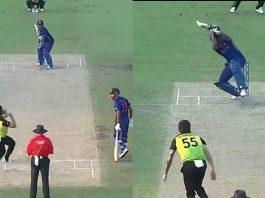 360 Degree Shot By Suryakumar Yadav vs Australia